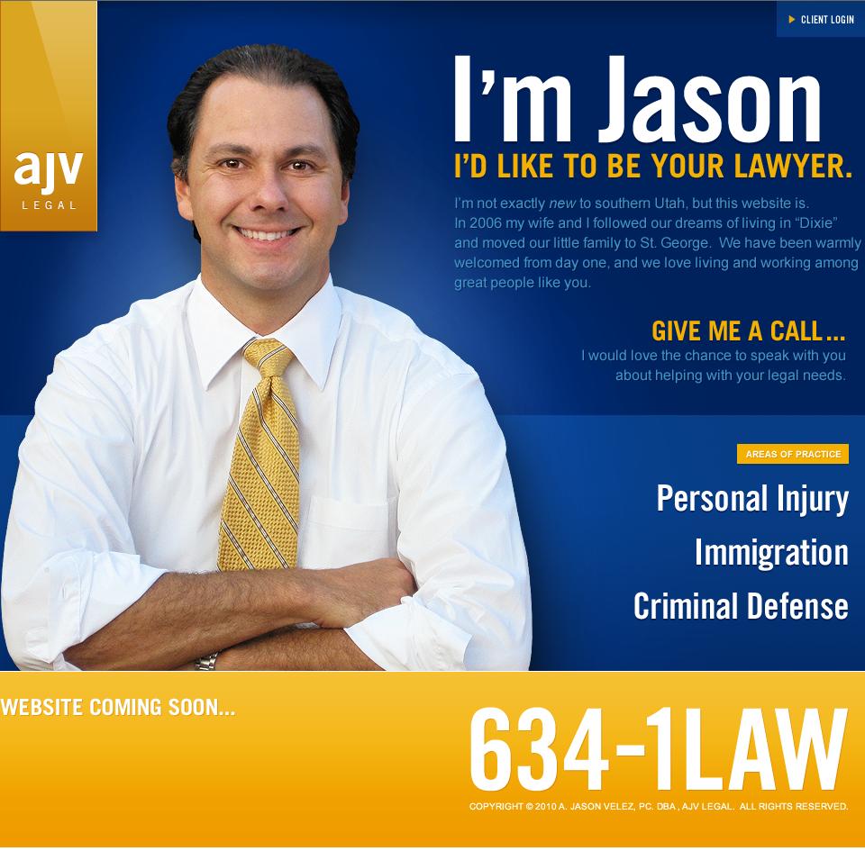 Southern Utah Personal Injury Lawyer   A. Jason Velez   St ...
